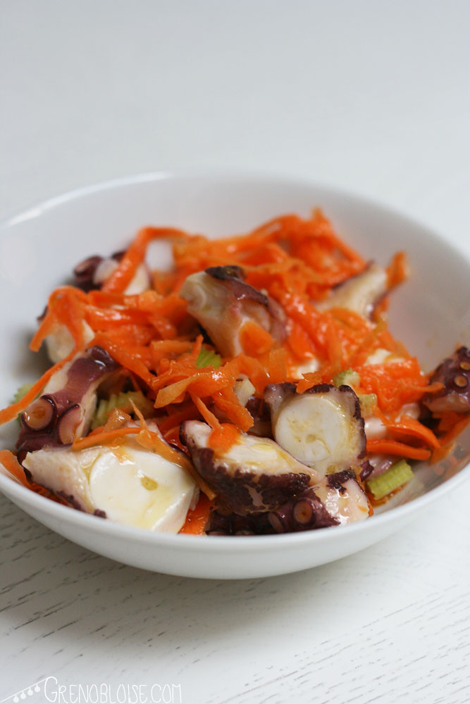 Salade de pouple